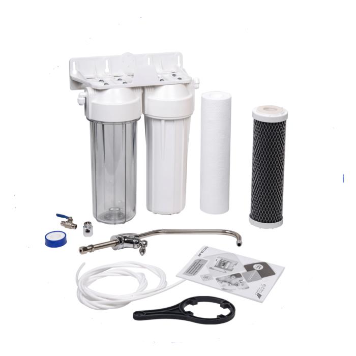 Filtro Purificador de agua 2 etapas