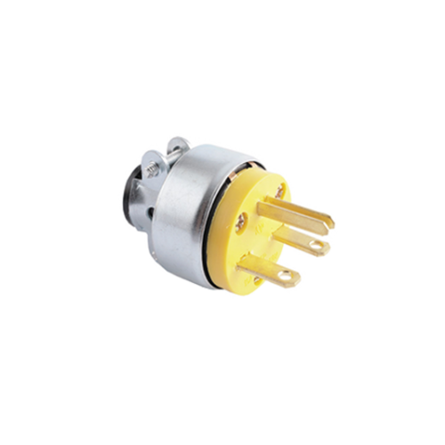 Plug polarizado (enchufe) 220 V