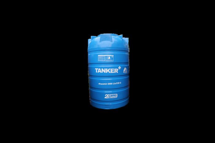 Tanque Bicapa 2000 (528 gal)
