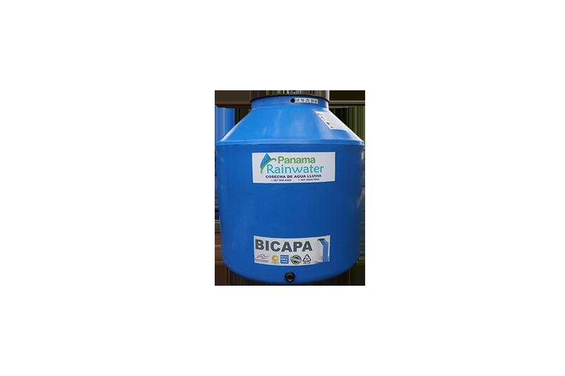Tanque Bicapa 760 L (200 gal)