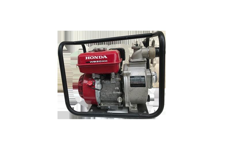 Moto bomba de agua marca Honda de 5.5 hp